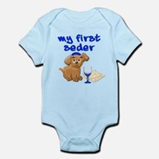 my first Seder Onesie