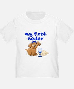 my first Seder T