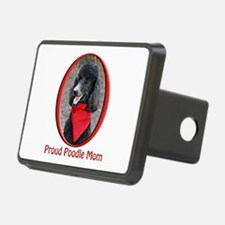Proud Poodle Mom Hitch Cover