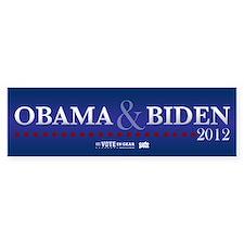 FREE - Obama Biden 2012 Bumper Bumper Stickers