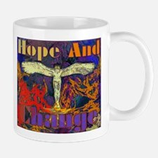 HOPE AND CHANGE SONG - ORANGE Mug