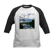 Cloudy pond Tee