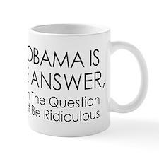 Anti Obama Mug Mug