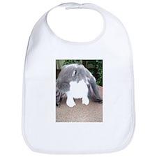 English Lop bunnie Bib
