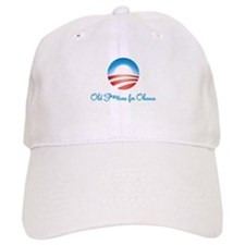 Old F-ers for Obama Baseball Cap