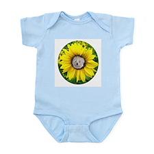 Summer Sunflower Infant Creeper