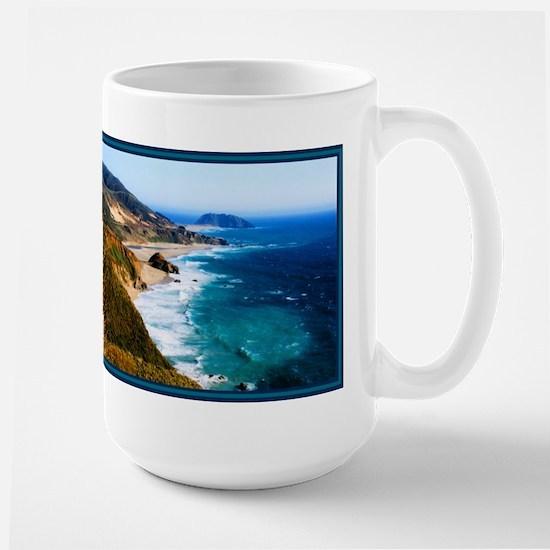 Oregon Coast Large Mug