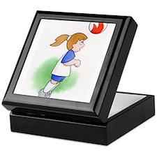 Soccer! Keepsake Box