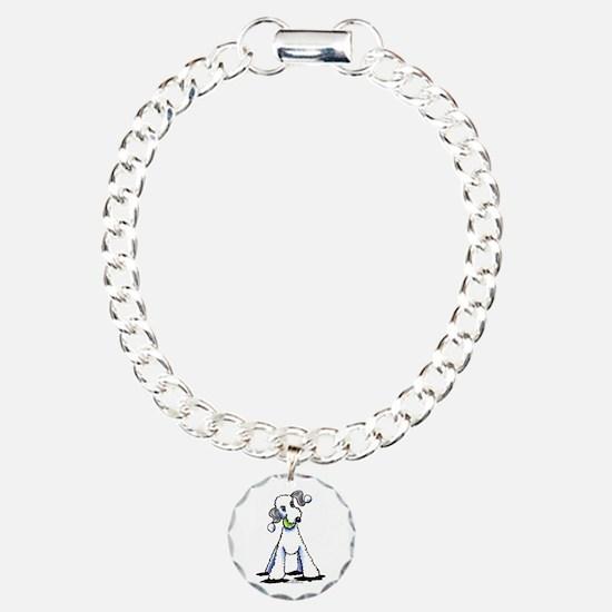 Bedlington Terrier Play Bracelet
