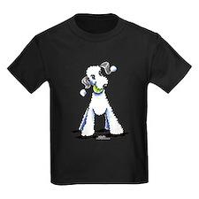 Bedlington Terrier Play T