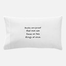 Boob Proof Pillow Case