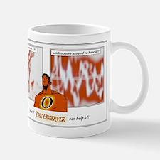 The observer Mug