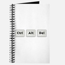 Ctrl Alt Del Key Journal