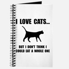 Eat A Whole Cat Journal