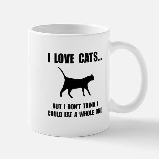 Eat A Whole Cat Mug