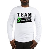Bone marrow team Long Sleeve T-shirts