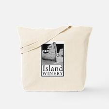 Island Winery Tote Bag
