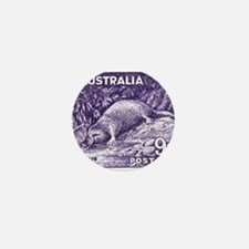Unique Echidnas Mini Button