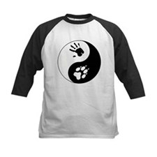 Wolf Therian Ying Yang Tee