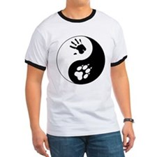 Wolf Therian Ying Yang T