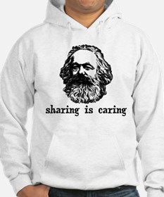 Marx: Sharing is Caring Hoodie