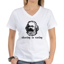Marx: Sharing is Caring Shirt
