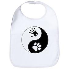 Big Cat Therian Ying Yang Bib