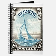 Antique engraving Journal