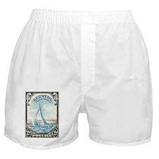 Unique Bermuda Boxer Shorts