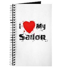 I <3 My Sailor Journal