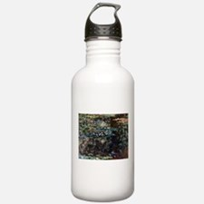 Claude Monet Water garden at Giverny Water Bottle