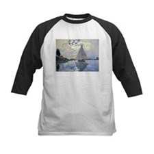 Claude Monet Sailboat Tee