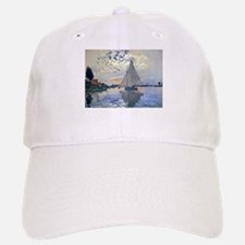 Claude Monet Sailboat Baseball Baseball Cap