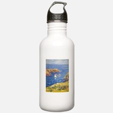 Claude Monet Calm Sea Water Bottle