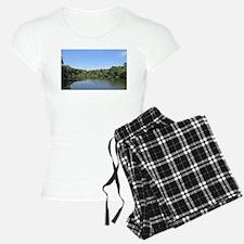 Brook over the bridge Pajamas