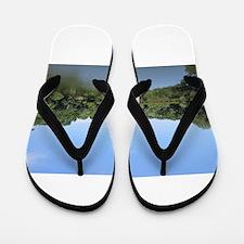 Brook over the bridge Flip Flops