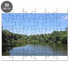 Brook over the bridge Puzzle