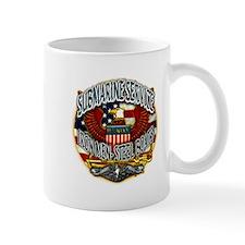 USN Submarine Service Iron Men Steel Boats Mug