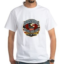 USN Submarine Service Iron Men Steel Boats Shirt