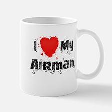 I <3 My Airman Mug