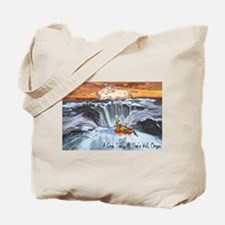 A Crab @ Thor's Well, Oregon Tote Bag