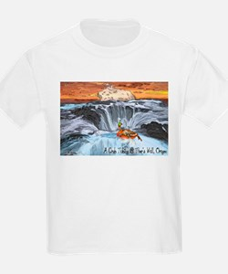 A Crab @ Thor's Well, Oregon T-Shirt