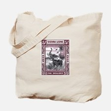 Cute Engraving Tote Bag