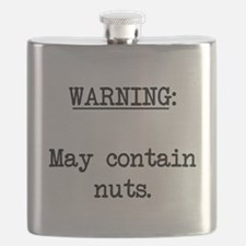 maycontainnuts01.png Flask