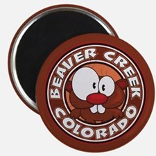 Beaver Creek Circle Magnet