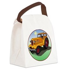 UDLX Canvas Lunch Bag