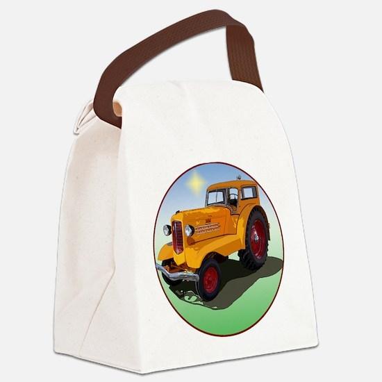 UDLX Canvas Lunch Bag