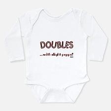 Doubles Onesie Romper Suit