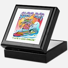 Surf Rat Keepsake Box