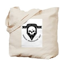 Zombie Hunters Tote Bag